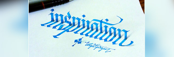 These Eye-popping 3D Typography Will Amaze You