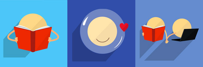 Introducing Introjis: Cool Emoji Designs For Introverts