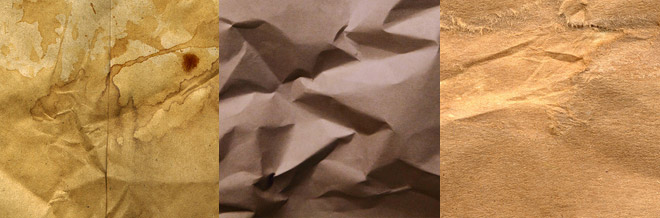 A Collection Of Awesome And Free Paper Bag Textures