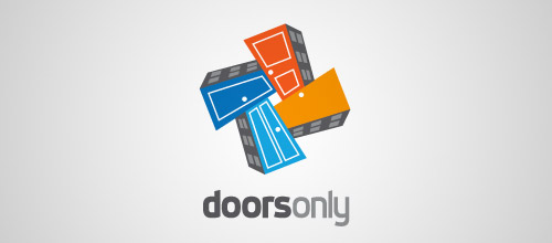 doors only logo