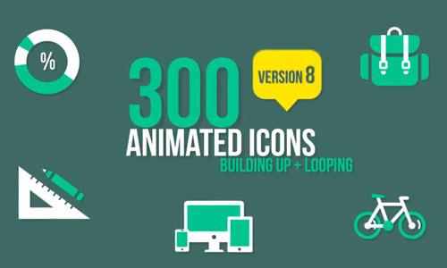premium animated icons