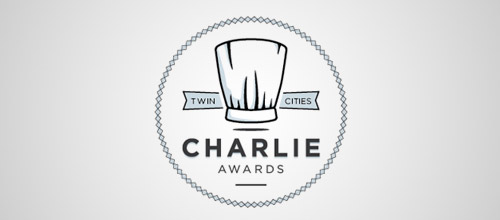 Charlie chef hat logo
