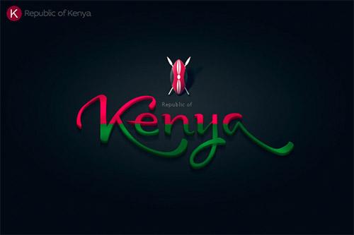 Kenya logotype zergut