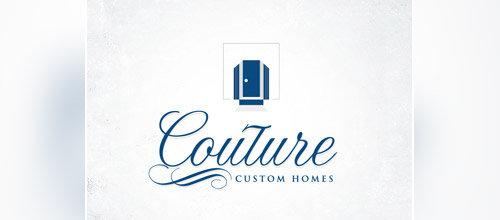 couture door logo