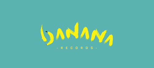 banana records logo