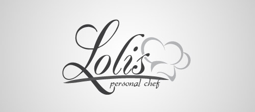 lolis chef hat logo