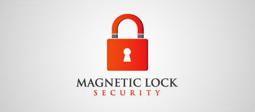 magnetic lock logo