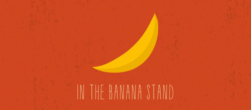 banana stand logo