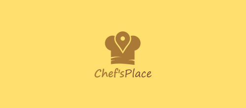 chef place logo
