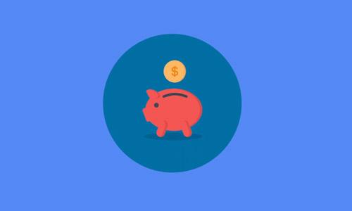 finance animated icons