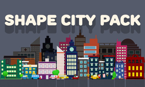 city shapes pack