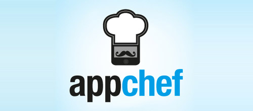 app chef hat logo