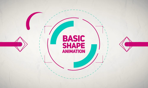 basic shape animation
