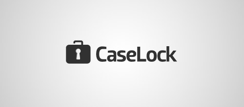 case lock logo