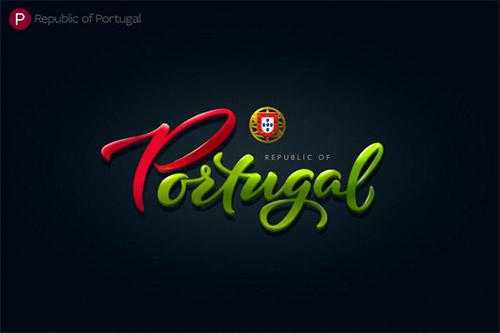 Portugal logo zergut