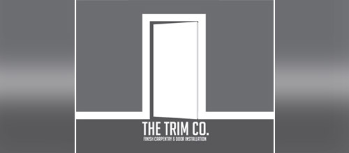 trim logo door