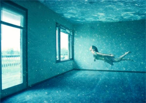 underwater apartment photoshop tutorial