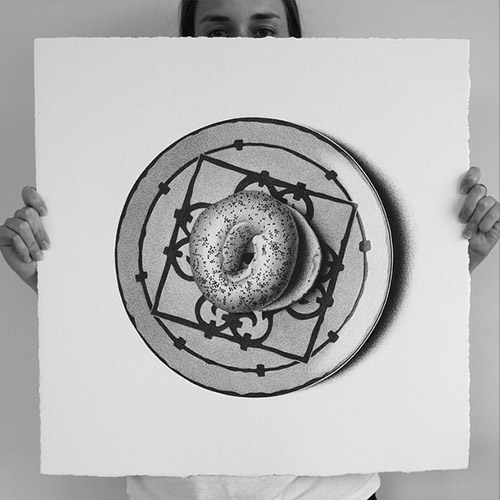 bagel Hendry artwork