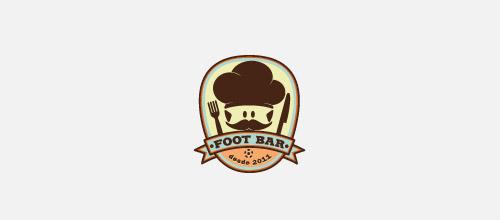 footbar chef logo