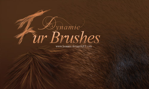 dynamic fur brush