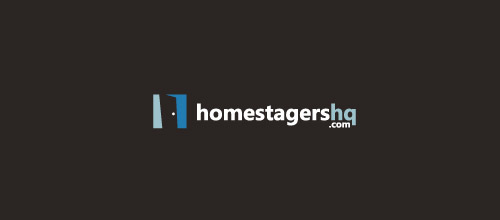 home stagers door logo