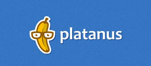 platanus banana logo