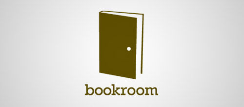 bookroom door logo