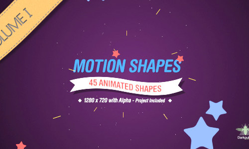 motion shapes premium