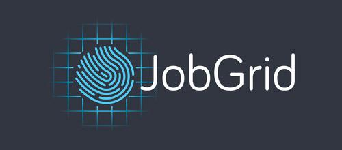 jobgrid fingerprint logo