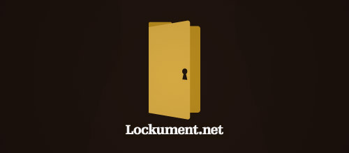 lockument door logo