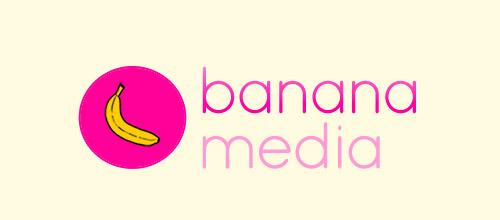 banana media logo