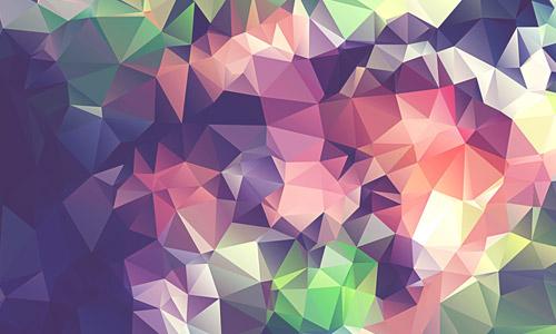 free polygon texture