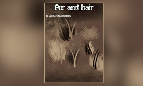 fur brush free