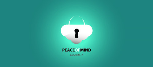 peace mind lock logo
