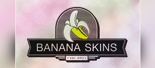 banana skins logo