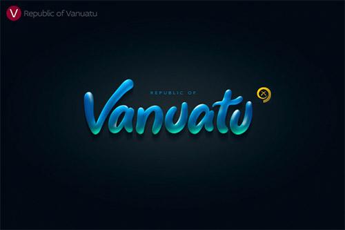 venuatu logo design
