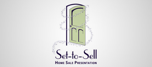 sell door logo