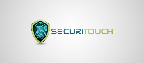 secure touch logo