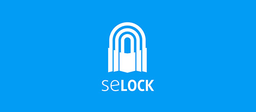 selock lock logo