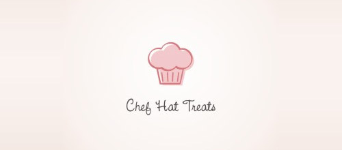 chef hat treats logo