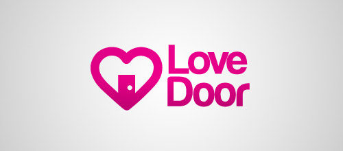love door logo