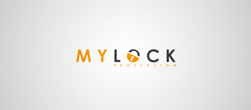 my lock logo