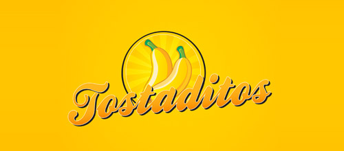tostaditos banana logo