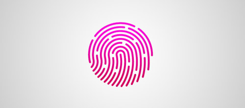 touch id logo