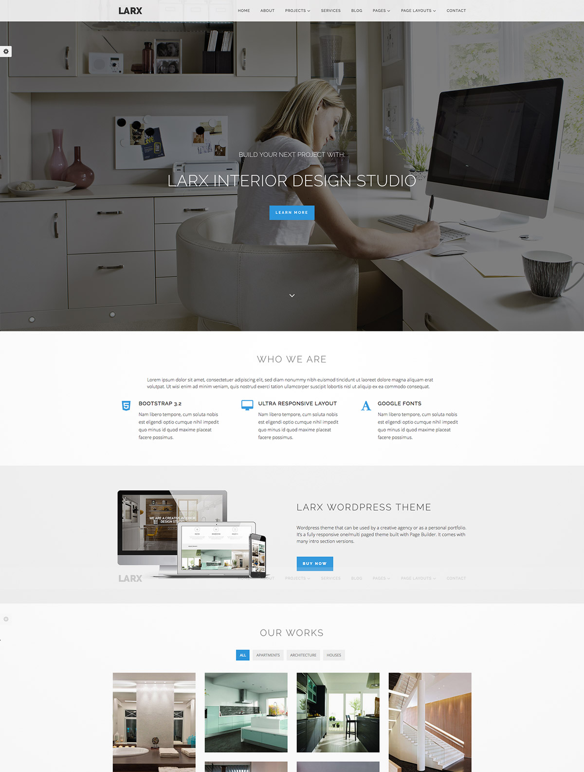 creative multipurpose theme