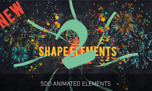amazing shape elements