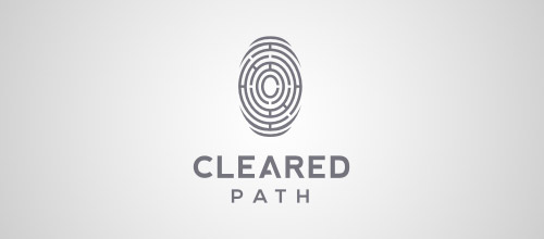 clear path fingerprint logo