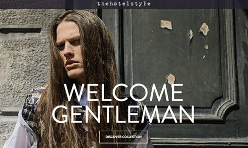 hotel style video website