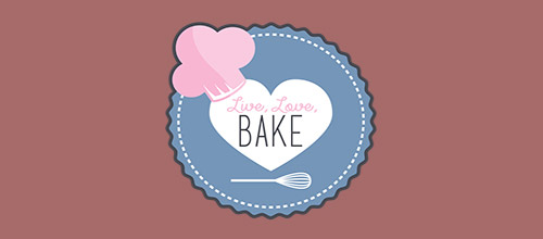 bake chef logo