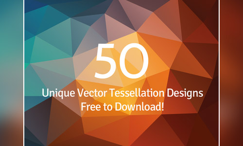 free tessellation background